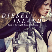 DIESEL<br />FW11 Advertising Campaign<br /><br />GRAPHIC DESIGN