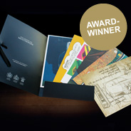 "LAND ROVER AUSTRIA<br />""Meisterwerk""<br />Direct Mailing<br /><br />GRAPHIC DESIGN"