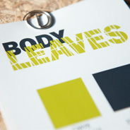 BODY LEAVES<br />Corporate Design<br /><br />GRAPHIC DESIGN