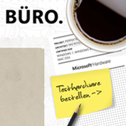 "MICROSOFT<br />""Architektur des idealen Büros""<br />Direct Mailing<br /><br />GRAPHIC DESIGN"