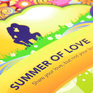 "MICROSOFT<br />""Summer of Love 2010""<br />Direct Mailing<br /><br />GRAPHIC DESIGN"